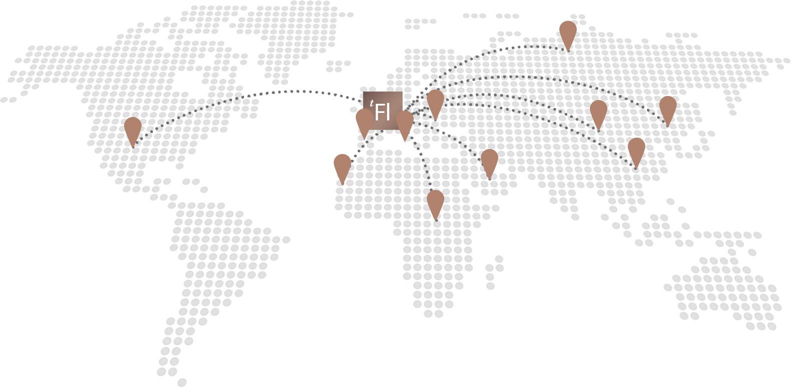 Client map
