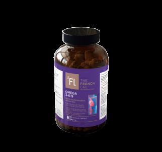 Omega 3 - Omega 6 - Omega 9 - Acides gras - The French Lab