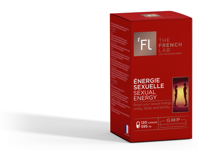 Energie Sexuelle - Maca - The French Lab